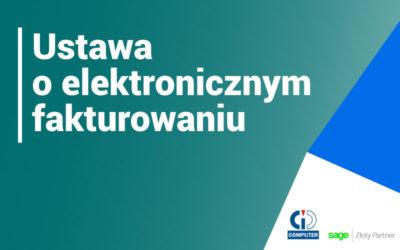 Ustawa o elektronicznym fakturowaniu